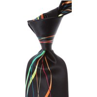 Pancaldi Ties On Sale, Black, Silk, 2021
