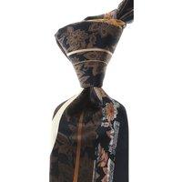 Pancaldi Ties On Sale, Black, Silk, 2019