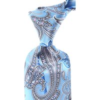 Pancaldi Ties On Sale, Azure, Silk, 2019