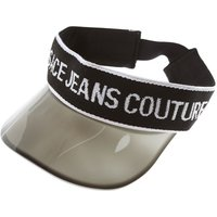 Versace Jeans Couture Hat for Women On Sale, Black, polyester, 2019