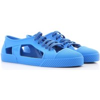 Vivienne Westwood Sneakers for Women, Melissa + Anglomania, Bluette, Rubber, 2019, 5.5 6.5