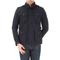 Woolrich Jacket for Men On Sale in Outlet, navy, polyestere, 2017, XL XXL