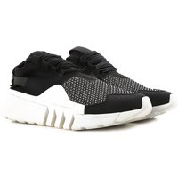 Y3 by Yohji Yamamoto Sneakers for Men On Sale in Outlet, Black, Nylon Mesh, 2019, US 9.5 - UK 9 - EU