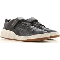 Yves Saint Laurent Sneakers for Men On Sale, Black, Leather, 2019, 5.5 6 6.5 6.75 7 7.5 8 8.5 9 9.25