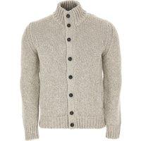 Zanone Sweater for Men Jumper On Sale, Grey, Wool, 2019, M XXL