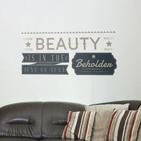 Beauty Wall Sticker - Beauty Gifts