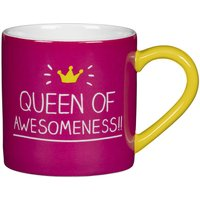 Queen Of Awesomeness Mug - Suck Uk Gifts