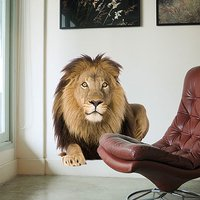 Lion Wall Sticker - Lion Gifts
