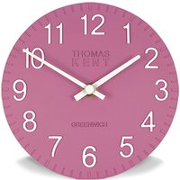 Thomas Kent Cotswold Cerise Mantel Clock - 6 Inch - Food Gifts