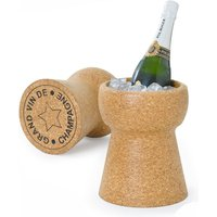 Giant Champagne Cork Cooler - Heart Gifts