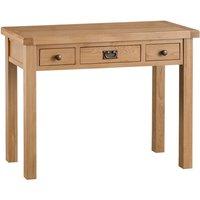 Graceford 3-Drawer Oak Dressing Table