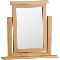 Graceford Wooden Dressing Table Trinket Mirror