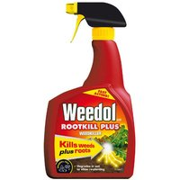 Weedol Rootkill Plus Weedkiller - 1L
