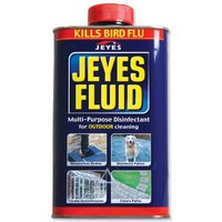 Jeyes Fluid Jeyes Fluid Multi-Purpose Outdoor Disinfectant - 1L