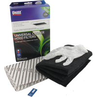 Unifit Cooker Hood Fat and Grease Filter - Outside Vents