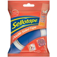 Sellotape Double Sided Tape - 33m