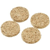 Image of Select Hardware Surface Gard Round Cork Pads 13mm (24 Pack)