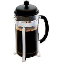 Bodum 8-Cup Cafetiere - Black