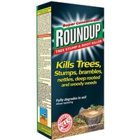 Scotts Roundup Tree Stump and Root Killer - 250ml