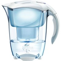 Brita Elemaris XL Water Filter Jug with Maxtra Filter and Meter, White
