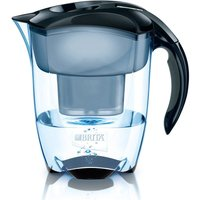Brita Elemaris XL Water Filter Jug with Maxtra Filter and Meter - Black