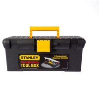 "Stanley 16"" Tool Box with Free Organiser"