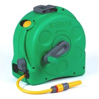 Hozelock 2 in 1 Compact Reel