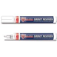 Unibond Anti Mould Grout Pen 7ml Ice White
