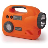 RAC Air Compressor with Built-In Worklight