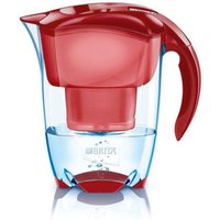 Brita Elemaris Water Filter Jug - Royal Red