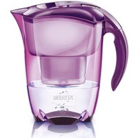 Brita Elemaris Meter Water Filter Jug - Purple