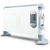 Dimplex 3kw Convector Heater with Turbo Fan, Timer and Thermostat