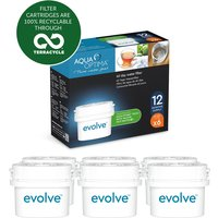 Aqua Optima Evolve 60-Day Water Filter - 6 Pack