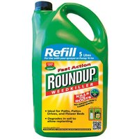Roundup Ready To Use Weedkiller Refill - 5 Litre