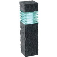 Techmar BV Phobos Outdoor Bollard Light Extension Kit - Stone Effect Anthracite