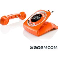 Sagemcom Sixty Orange