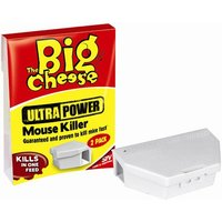 The Big Cheese Ultra Power Mouse Killer Twin Pack