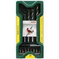 Bosch 14 Piece Mini X-line Set