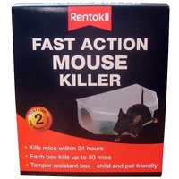 Rentokil Fast Action Mouse Killer