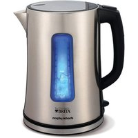 Morphy Richards Accents 1.5L 3kW Brita Water Filter Jug Kettle