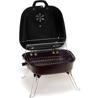 Flamemaster Flame Master Travel Chef Portable Charcoal BBQ