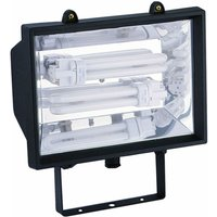 Litecraft Eco Black Floodlight