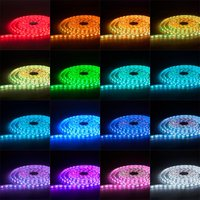 Litecraft 5m LED Strips With Driver & Remote - 300 Colour Changing LEDs