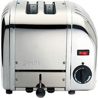 Dualit 20245 Vario 2 Slice Toaster - Polished Stainless Steel