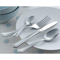 Amefa Monogram Bead 24-Piece Cutlery Set