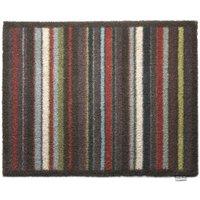 Hug Rug 65 x 85cm Stripe Doormat - Cool