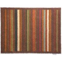 Hug Rug 65 x 85cm Stripe Doormat - Warm