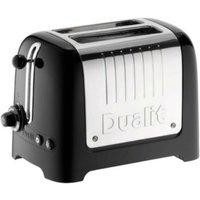 Dualit 2-Slot Lite Toaster - Black
