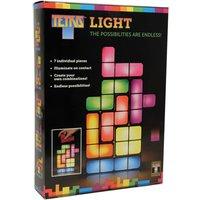 Tetris Light With 7 Custom Stackable Tetris Pieces