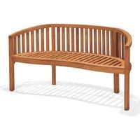 Robert Dyas FSC Kingston 3-Seater Garden Bench